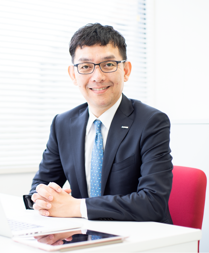 代表取締役社長 奥田 雅也