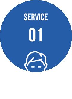 SERVICE 01